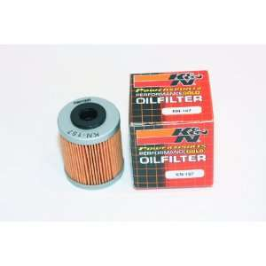 Engineering Performance Gold Oil Filter KN 157
