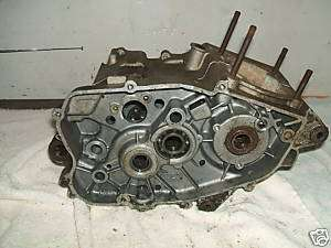 1983 Cagiva 125 Engine Motor Crank Cases
