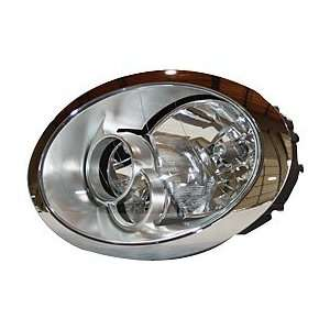 TYC 20 6738 00 Mini Cooper Driver Side Headlight Assembly