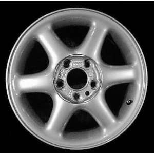 94 97 VOLVO 850 ALLOY WHEEL (PASSENGER SIDE)  (DRIVER RIM
