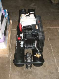 Hitachi EC2510E Portable Air Compressor 5.5hp Honda