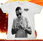 Nas G Unit Hip Hop Lil Wayne Rapper Drake T SHIRT Sz.XL