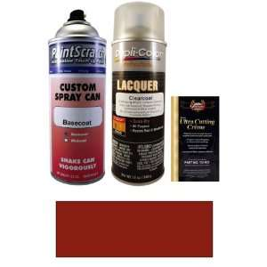 12.5 Oz. Dark Toreador Red Effect Spray Can Paint Kit for 2007 Mercury