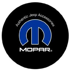Jeep Wrangler  MOPAR  Spare Tire Cover 31 Inch Mopar OEM Automotive