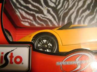 Maisto 1/18 Lamborghini Murcielago 640 Custom Wheels Rolls As