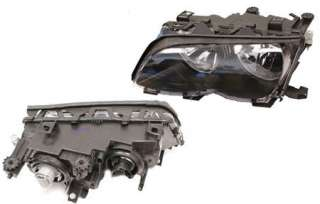 HEADLIGHT ASSEMBLY LEFT BMW 320 325 330 xi i 02 05 lamp