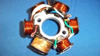 Magneto 6 Pole Stator Coil 50 90 110 cc ATV Engine Part Scooter Honda