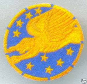 WWII US Tuskegee Airmen 99th Fighter Group Patch