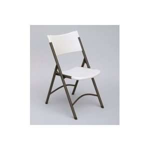 Correll Blow Molded Plastic Folding Chairs RC400