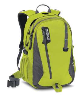 Jansport Agave TVV1 9AC New Men Women Unisex Yellow Green Backpack Bag