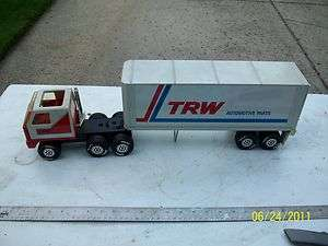 1978 Tonka USA Truck and Trailer TRW Auto Advertising