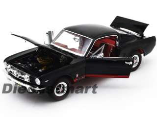 ERTL AMERICAN MUSCLE 118 1965 FORD MUSTANG GT NEW DIECAST MODEL CAR