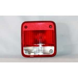 85 96 CHEVY CHEVROLET/GMC VAN (Early Design) TAIL LIGHT
