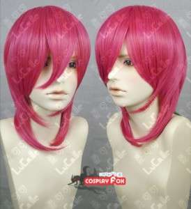 Angel Beats iwasawa asami Cosplay Wig Costume