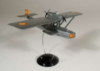 Rare Vintage Dornier Wal Sea Plane By EKO Of Spain, 1150 Scale