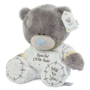 Me To You 8 inch Tiny Tatty Teddy In Babygrow Everything