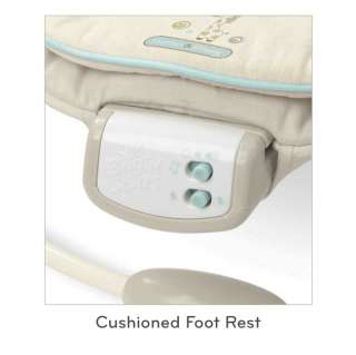 Harmony Bouncer, Biscotti Baby Bright Starts Comfort & Harmony Bouncer