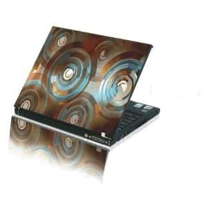15.4 Laptop Notebook Skins Sticker Cover H345 Metallic