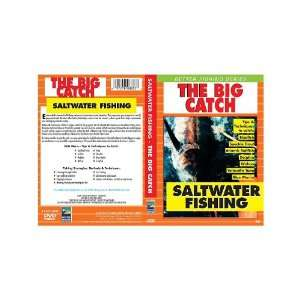 Big Game Fishing DVDs   Saltwater Fishing The Big Catch Sports