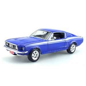 RC2 Johnny Lightning   Ford Mustang (1967, 118, Blue