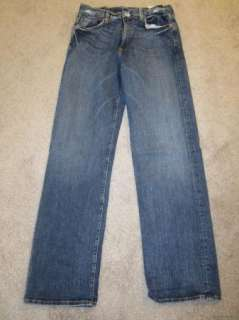 Mens LUCKY BRAND Straight Leg Jeans size 32 x 33