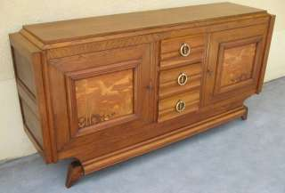 8030   Magnificent French Antique Art Deco Sideboard circa 1930s