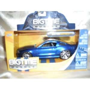 2010 Ford Mustang Gt Jada Big Time Muscle Car Toys & Games