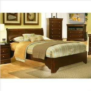 Bundle 48 Chesapeake Full Low Profile Sleigh Bed in