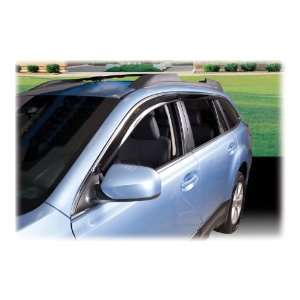 Car Worx WV LW 10 TF Window Visor Rain Guard Deflectors Automotive