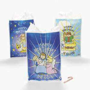 Happy Birthday Jesus Goody Bags   Party Favor & Goody Bags