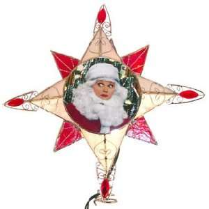 Love Lucy Lucille Ball Star CHRISTMAS Tree Topper New