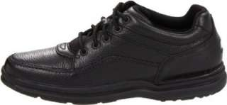 Rockport Mens Black World Tour Classic Walking Shoe