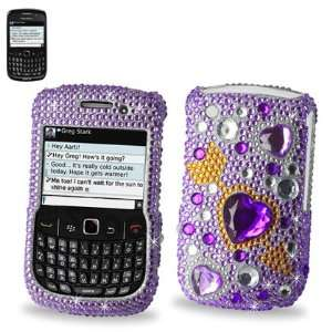 Fashionable Perfect Fit Hard Diamante Protector Skin Cover