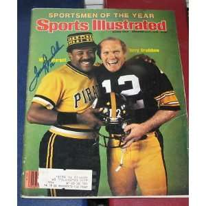 Terry Bradshaw Steelers SIGNED Sports Illustrated SI   Autographed NFL