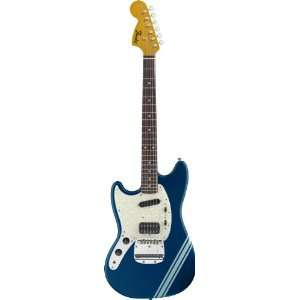 Fender 251421502 Kurt Cobain Mustang Electric Guitar, Lake