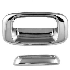 High Quality Replacement Chrome Tailgate Handle Cover Set