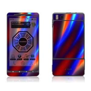 Motorola Droid X Protective Skin Decal Cover   Flying