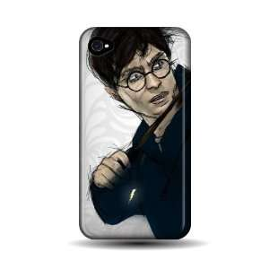Harry Potter iPhone 4 Case Cell Phones & Accessories