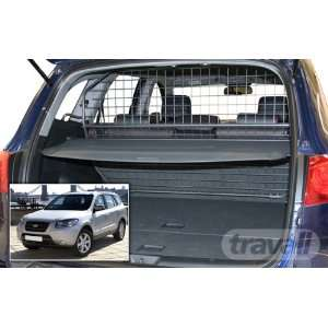 TRAVALL TDG1196   DOG GUARD / PET BARRIER for HYUNDAI SANTA FE (2008