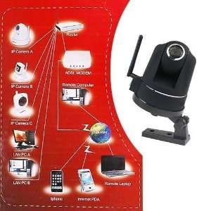 wireless/wired wifi ir led security ip camera nightvision