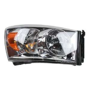 TYC 20 6873 00 Dodge Ram Passenger Side Headlight Assembly