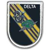 US ARMY DELTA FORCE SPECIAL FORCES INSIGNIA PIN P14231