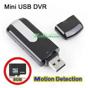 Hidden Mini USB Wireless Color Video Audeo DVR Recorder Camera Webcam