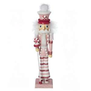 Hollywood Nutcrackers Kurt Adler 15 Inch Hollywood Pink Trend