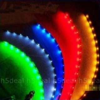 New 30cm LED Lamp String Waterproof Car Strip Light LED Red