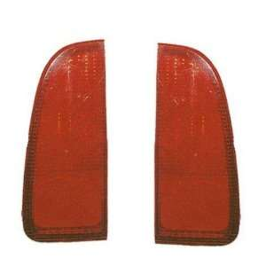 98 99 00 Lincoln Navigator Inner Taillight Taillamp Set