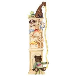 Animals   1 Large Stick up Growth Chart