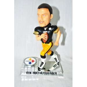 Pittsburgh Steelers Ben Roethlisberger Official NFL #7 Black Jersey