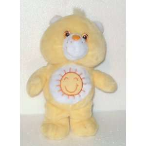 Care Bears Baby 9 Funshine Bear Plush Toys & Games