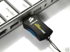 CORSAIR VOYAGER MINI 16GB 16G 16 G GB USB FLASH DRIVE